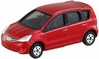 Tomica No.22 Nissan Note (blister) Miniature Car Takara Tomy