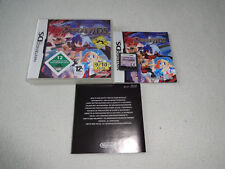 Disgaea DS Nintendo DS Spiel komplett mit OVP & Anleitung