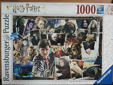 Harry gegen Voldemort, Puzzle 1000 Teile Ravensburger