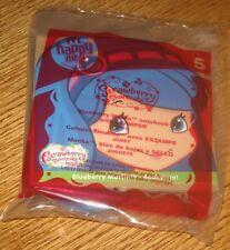 2009 Strawberry Shortcake McDonalds Notebook & Stamper - Blueberry Muffin #5