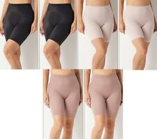 Spanx Smooth It Extended Length Mid Thigh Short Set of 2