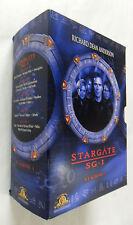 STARGATE SG1 1^ PRIMA STAGIONE UNO Serie TV BOX COFANETTO 6 DVD