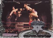 2004 Fleer WWE Wrestlemania XX #17 Mark Jindrak Garrison Cade near mint