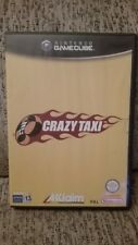 ¡¡¡PAL ESPAÑA!!! CRAZY TAXI ¡Impecable! Nintendo GAMECUBE GC  Gamecube