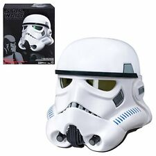 Star Wars The Black Series Imperial Stormtrooper Electronic Voice Changer Casque