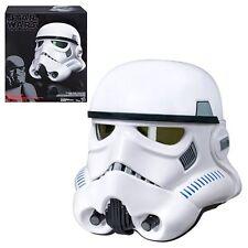 STAR Wars il Nero Serie imperiale Stormtrooper Casco elettronico voce CHANGER