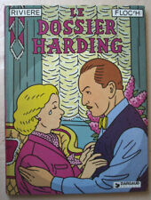 Albany & Sturgess Le Dossier Harding RIVIERE & FLOC'H éd Dargaud 1980