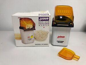 Primra Hot Air Popcorn Maker Model PCM001 Untested B29