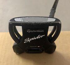"TaylorMade Spider Tour Black 35"" Putter Black Steel Golf Club"