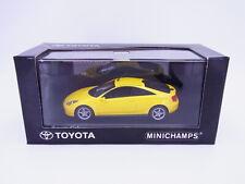 67014 Minichamps 430168924 Toyota Celica 2000 T23 gelb 1:43 NEU OVP