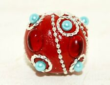 Red Epoxy Bead Making Clay 1/4 Lb
