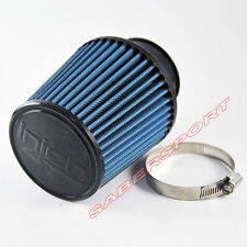 """""""IN STOCK"""" INJEN X-1020 DRY AIR FILTER 3"""" Inlet / 5"""" Base / 4 7/8"""" Tall / 4"""" Top"""