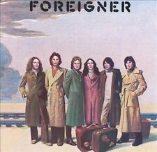 Foreigner, Foreigner, Excellent Original recording reissued, Ori