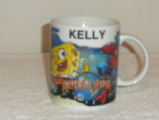 HOLLYWOOD STUDIOS CUP WITH NAME KELLY ON IT