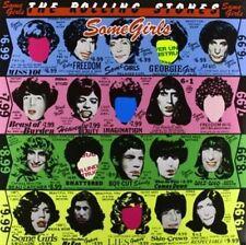 The Rolling Stones Some Girls 2010 UK Remastered 180 Gram Vinyl LP