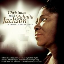 MAHALIA JACKSON - CHRISTMAS WITH M.J.  CD  12 TRACKS WEIHNACHTSLIEDER  NEW+