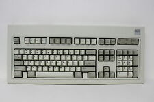 IBM 1391240 RARE VINTAGE CLICKY MODEL M KEYBOARD WITH PS/2 CABLE WITH WARRANTY