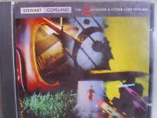 Stewart Copeland- Equalizer& Other Cliff Hangers- SANYO/IRS 87 WIE NEU (Cut-Out)
