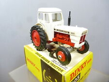 """DINKY TOYS """" PROMOTIONAL MODEL"""" No.305  """"CASE"""" DAVID BROWN 995 TRACTOR   MIB"""