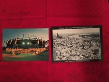 2006 GERMANY WORLD CUP POSTCARDS