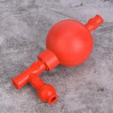 Rubber Suction Bulb Pressure Quantitative Pipette Filler With 3 Valves