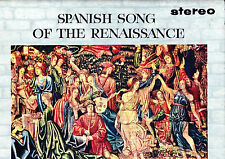 ASD 452 UK W/G ED1 VICTORIA DE LOS ANGELES - SPANISH SONG OF THE RENAISSANCE NM+