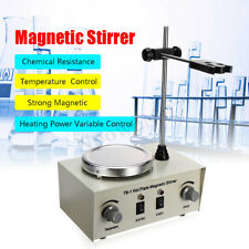 79-1 Hot Plate Magnetic Stirrer Mixer Stirring Laboratory 1000ml Dual Control B