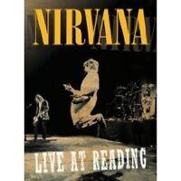 """NIRVANA """"LIVE AT READING"""" DVD 25 TRACKS KURT COBAIN NEU"""