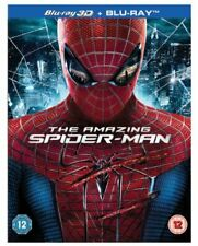 The Amazing Spider-Man (Blu-ray 3D + UV Copy) [2012] [Region Free] -  CD YOVG