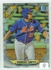 Dominic Smith  2018 Bowman Chrome Rookie of the Year Favi  ROYFDS (18BROY 2-8)