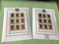 Austria  mint never hinged & used  stamps sheets    Ref 53256