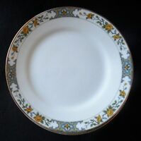 Noritake The Monterey 8PC Set Of Side Plates Bread & Butter White With Floral