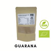 Guaranà Puro Polvere Energizzante Stanchezza Fisica e Mentale per Dieta e Sport