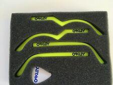 Oakley blade  Razor Blades  earpieces   condition Read Description