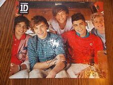 """One Direction Boy Band Puzzle Glued Together & Ready to Frame 12.5"""" x 15"""""""