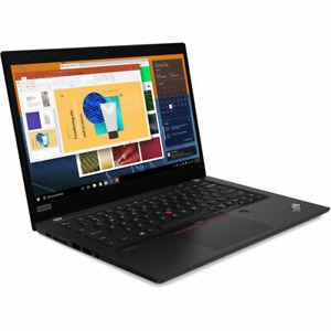 """NEW Lenovo Thinkpad x13 Intel i5-10210u 1.6GHz 256GB 8GB 13.3"""" FHD BL W10P 0624"""