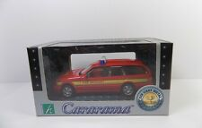 CARARAMA MERCEDES E CLASS ESTATE FIRE BRIGADE MINT BOXED 1:43