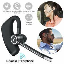 Wireless Bluetooth Headphones Truck Driver Handsfree Earphone For iPhone Samsung