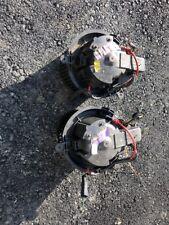 Range rover P38 2 Heater blower motors fan A Pair 94-02  2.5 4.0 4.6