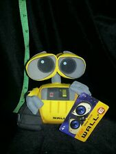 "Pixar Wall-E 5"" Plush Stuffed Robot Droid Doll Disney Buddies Thinkway Toys*NEW*"