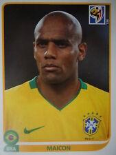 Panini 492 Maicon Brasilien FIFA WM 2010 Südafrika