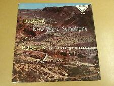 LP DECCA SXL 2005 WBG ED1  / DVORAK - NEW WORLD SYMPHONY / RAFAEL KUBELIK