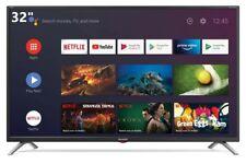 """TELEVISORE SMART TV ANDROID 32"""" SHARP Aquos 32BI4E HARMAN KARDON HDMI DVB-T2/S2"""