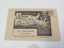 New ListingVintage Western Cowboy Rodeo W.R. (Wallie) Boone Bits And Spurs Catalog #3