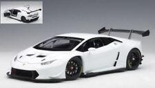 Lamborghini Huracán Super TROFEO 2015 Blanc Modèle de Voiture 1 18 / Autoart