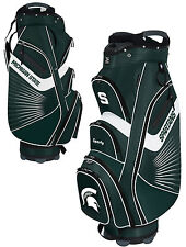 Team Effort The Bucket II Cooler NCAA Golf Cart Bag Michigan State Spartans