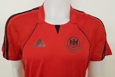 adidas Herren DHB Deutschland Trikot Handball WM EM Shirt GER FED Jersey rot  O