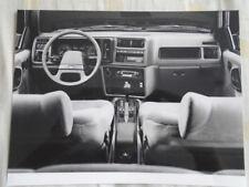 Ford Sierra Interior press photo Sep 1982 German text v2