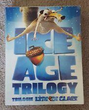 NEW SEALED Ice Age Trilogy Blu-ray - Boxset - Bilingual