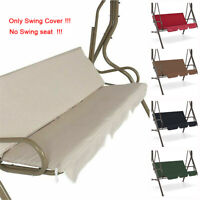 150cm Swing Cover Chair Waterproof Cushion Patio Garden Outdoor Seat Replacement